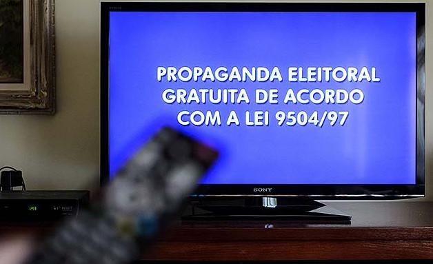 Termina nesta quinta a propaganda eleitoral no rádio e TV