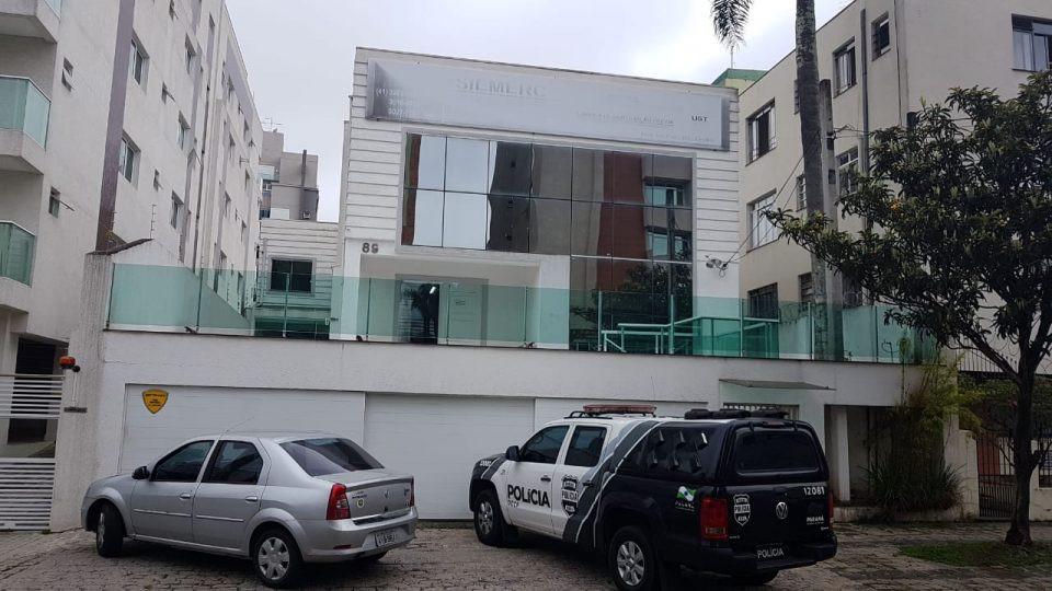 Polícia investiga lavagem de dinheiro em sindicato de Curitiba