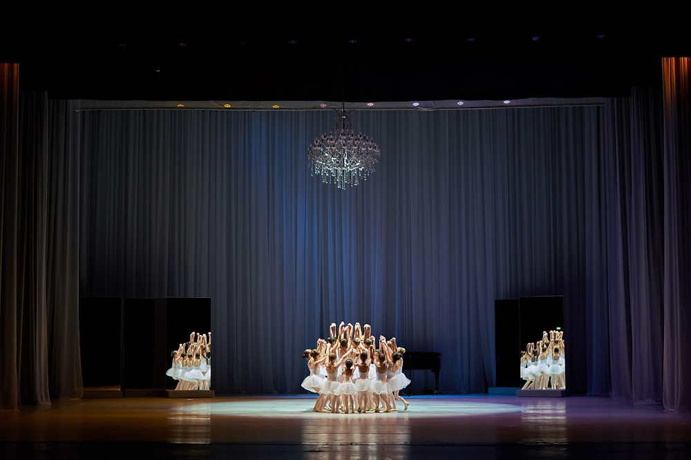 Escola de Dança do Guaíra apresenta Poesia do Gesto