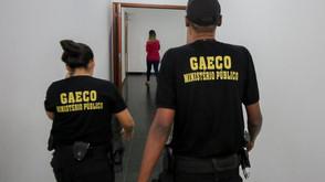 Gaeco faz operação contra grupos que fraudava licitações