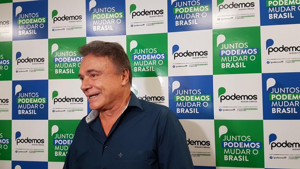Podemos realiza convenção nacional em Curitiba