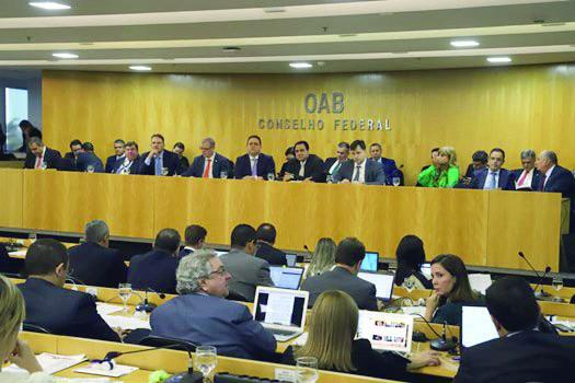 OAB defende afastamento de Moro e Dallagnol