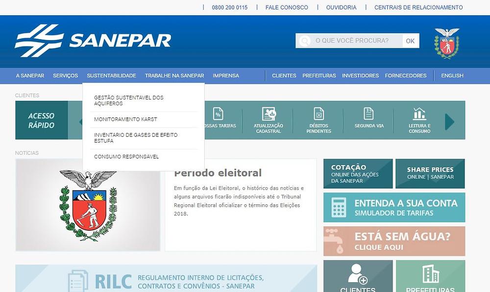TRE determina que governo do Paraná tire do ar publicidade irregular