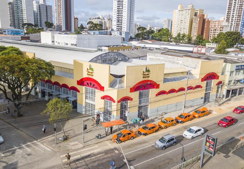 Mercado Municipal terá Banco de Alimentos para pessoas carentes