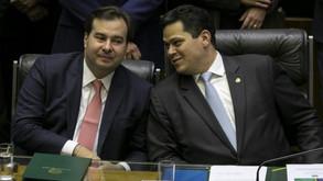 Gilmar e Toffoli votam para permitir reeleição de Maia e Alcolumbre