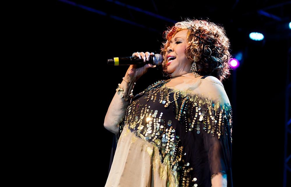Alcione apresenta em Curitiba show no dia 27 de outubro