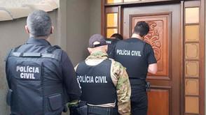 Polícia prende suspeitos que criavam sites falsos para golpes