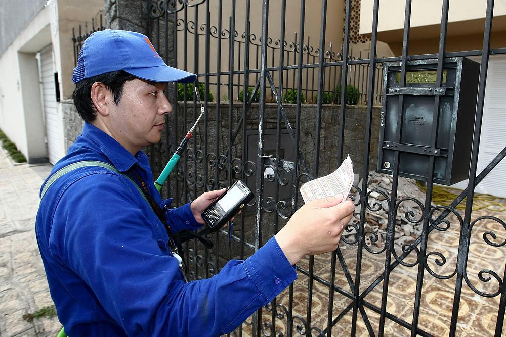 Copel vai oferecer máquina de cartão para pagamento em casa