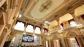Câmara aprova reajuste de 3,14% ao funcionalismo municipal