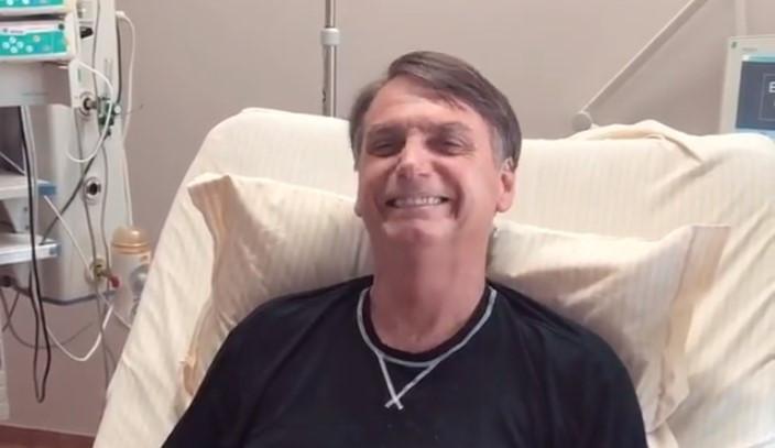 Inflamação impede Bolsonaro de fazer cirurgia