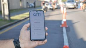Polícia utiliza aplicativo que substitui o bloco de multas