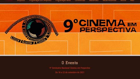 Curso de Cinema da FAP apresenta o 9º Seminário Nacional Cinema em Perspectiva
