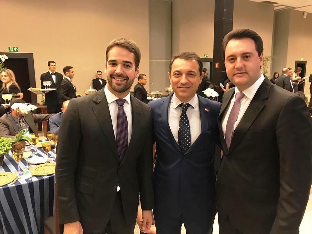 Ratinho se reúne com os governadores do Sul