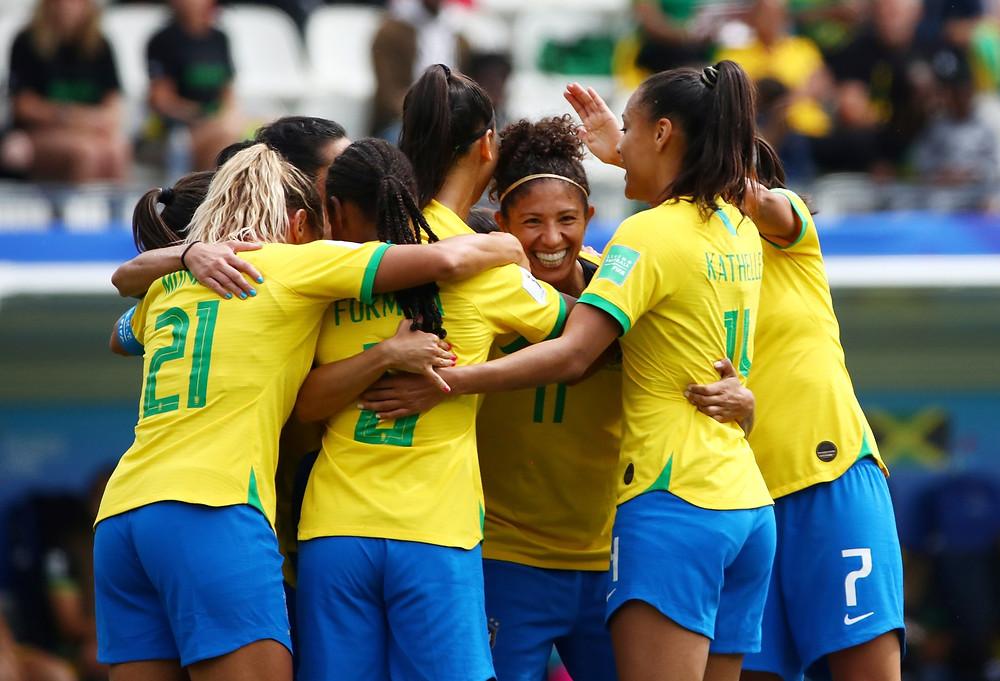 Seleção Feminina pode se classificar até com derrota