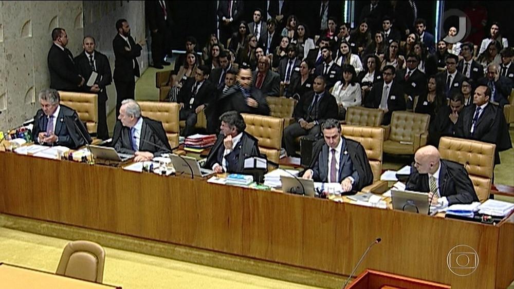 STF volta a julgar indulto decretado por Temer
