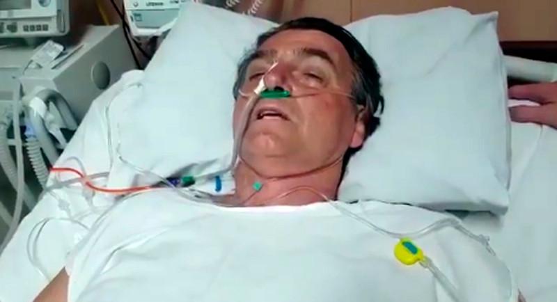 Estado de Bolsonaro evolui após nova cirurgia