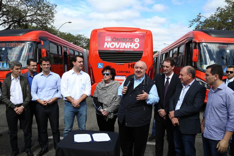 Transporte de Curitiba terá subsídio de R$ 90 milhões
