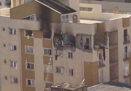 Morre criança em explosão de prédio em Curitiba