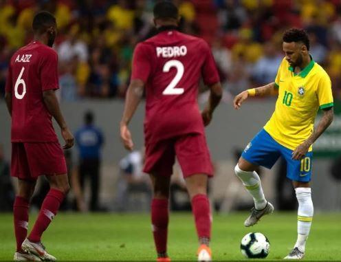 Brasil vence Catar em jogo morno