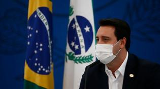 Ratinho Jr. reduz restrições ao comércio a partir de quarta-feira