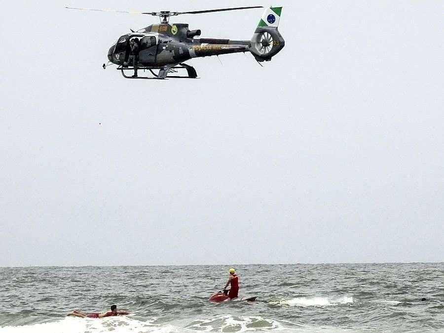 Corpo de adolescente desaparecido é encontrado por banhistas no litoral