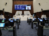 Assembleia Legislativa fecha a partir de segunda-feira