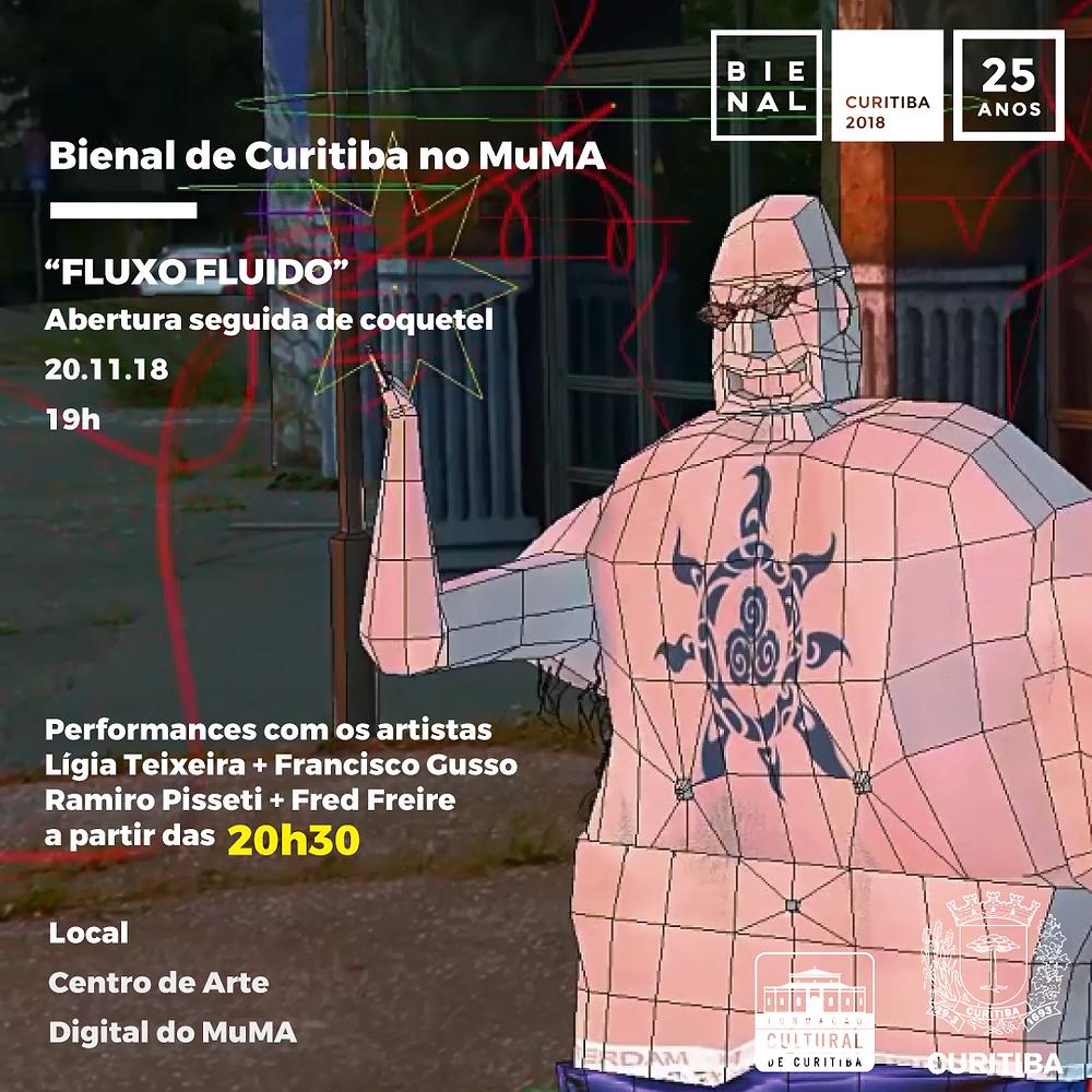 Artistas nacionais e internacionais participam da mostra de videoarte
