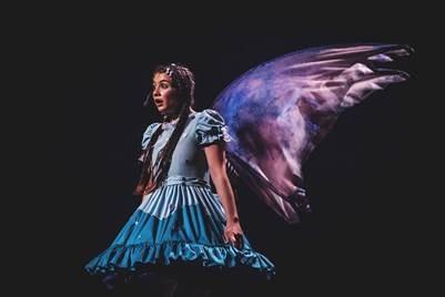 Releitura de Alice no Teatro Sesi São José