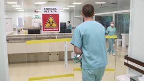 Curitiba registra 1.513 novos casos de covid-19 e 16 óbitos