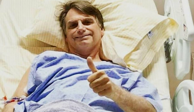 Recuperação de Bolsonaro deve levar meses