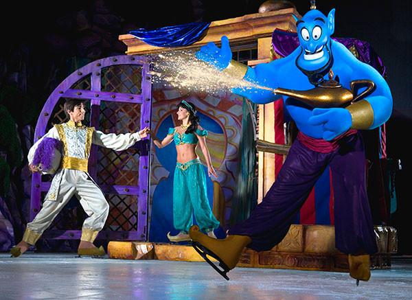 Disney On Ice terá espetáculos em Curitiba