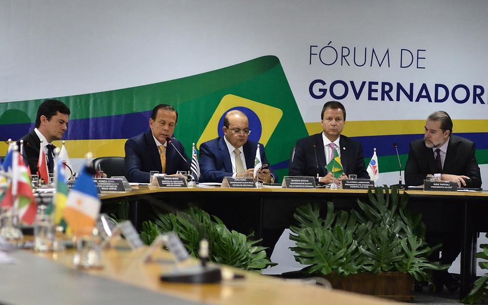 Governadores eleitos pedem a Moro para isolar líderes de facções