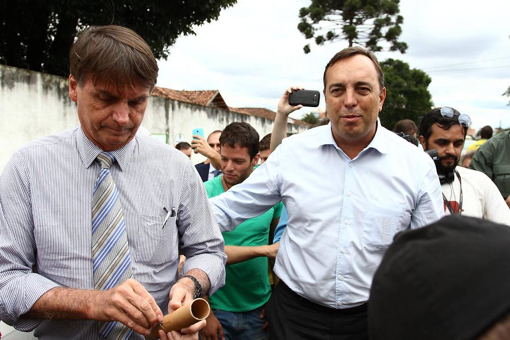 Francischini consegue votação recorde na Assembleia