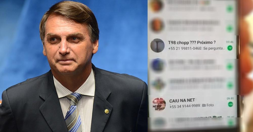Após eleições, WhatsApp vira canal de exaltação a Bolsonaro