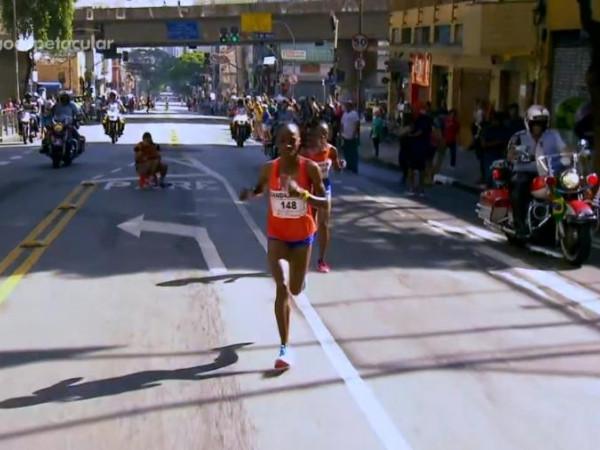 Etíope vence a São Silvestre e jovem queniana ganha no feminino