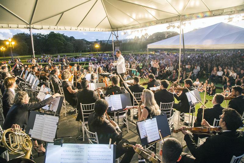 Verão Curitiba tem shows gratuitos em seis parques