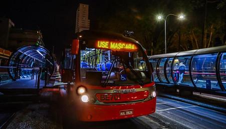 Câmara de Curitiba vota na segunda-feira novos repasses para empresas de ônibus