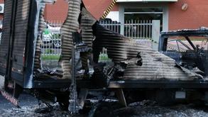 Mega-assalto a banco transforma noite de Criciúma em terror