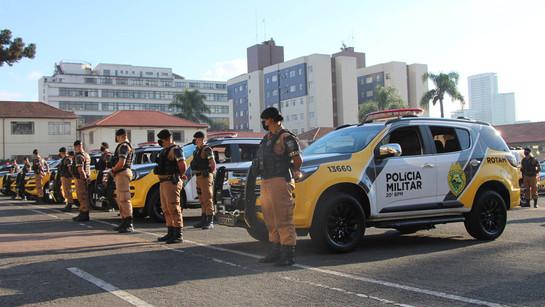 Diária extra coloca nas ruas 4 mil policiais e bombeiros
