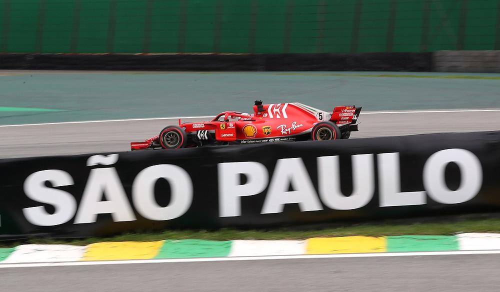 Vettel sugere realizar duas corridas no Brasil
