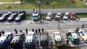 Operação policial conjunta prende 505 pessoas no Paraná