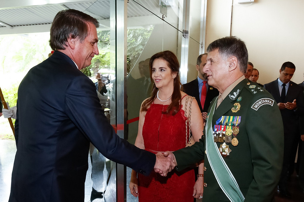 Comandante defende que militares fiquem fora da reforma da Previdência
