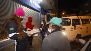 Frio provoca recorde de acolhimento nos abrigos da FAS