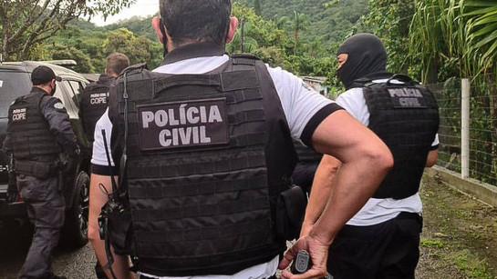 Polícia resgata empresário mantido em cativeiro na Capital
