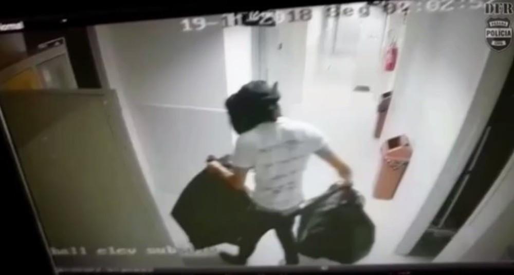 Ex-funcionário suspeito de furtar hotel no centro de Curitiba é preso