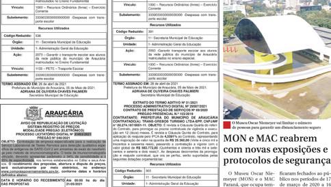 Publicidade Legal | Edital - 06/05/2021