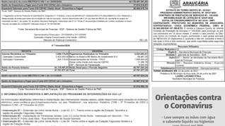Publicidade Legal | Edital - 25/06/2021