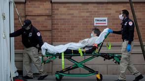 Recorde de mortes nos EUA gera pedido de decretos mais duros