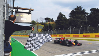 Max Verstappen vence corrida disputada na Itália