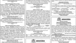 Publicidade Legal | Edital - 26/02/2021
